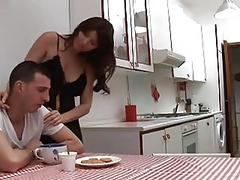 Sexy Italian Mom And Boy (ita)