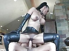 Hot Latex Fuck