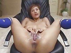Azusa Ayano - Pussy Bukkake M27