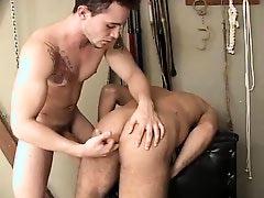 Stud Slave Fucked Bareback - Bareback Men