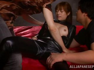 japanese hot cunt gets fucked real hard