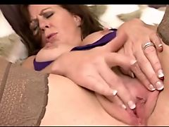 Eros & Music - Sweet Mature In Stocking