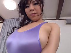 big tits trainer erectile tissue massage