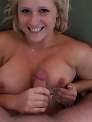 Check out hot big tits amateur picked up at the swap shop and fucked in the public restroom