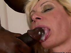 Lilli Get's Black Dick Anal
