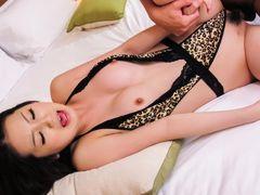 Fabulous Japanese girl Ran Minami in Incredible JAV uncensored MILFs video