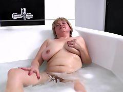 Mature chubby mom needs a good fuck