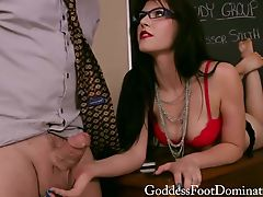 Grade Changer with Goddess Megan