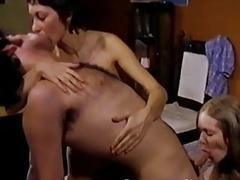 Vintage Natural Swedish Girls FFM - Sharing Is Caring