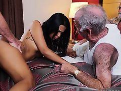Staycation with a Latin Hottie bpm15078