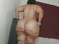Huge Ass Latin BBW  Get's Fucked