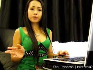 money mistress joon controls her slaves