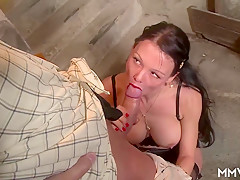 Horny pornstar in Crazy MILF, German xxx scene