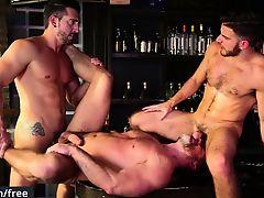 Men.com - Dirk Caber and Jackson Grant and Ji