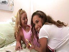 Holly Morgan & Arianna Alyse - Hi-Def