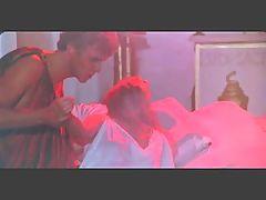 70's movie Caligula with Malcom McDowel as the crazy emperor