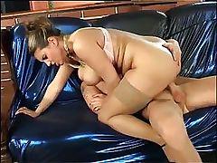Big Tits Tan Nylon Sex (TheNylonLover)