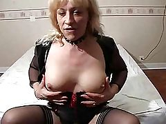 Burning tranny by webcam