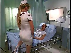 Two Hot Nurses Fuck A Patient In The Hospital