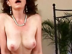 Hairy mature banged hard