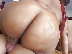 Ebony BBW FUCKIN