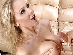 43 yo hot blonde mom Julia Ann