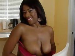 My Ebony Pussy Wants Some Cock Right Now.