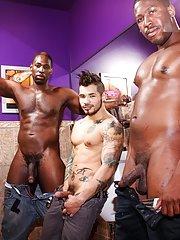 Nubius::Draven Torres::JP Richards - in Gay Porn Photos