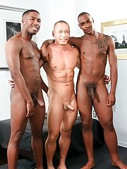Rob Lee::JP Richards::Tyson Tyler - in Gay Porn Photos