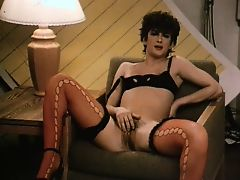 Vintage Short Hair JOI Seduction