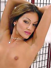 Sweet Teen Stripping