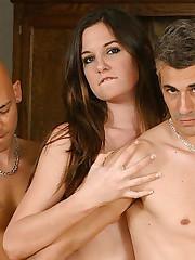 Felony Bisexual Dildo Tease