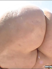 Brick House Butts. BBW Pics 1