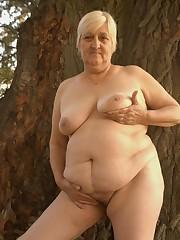 Granny Ultra. Mature Pics 15